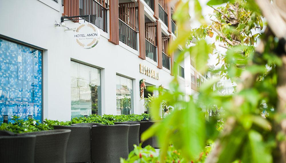 Amon Hotel - Phú Quốc