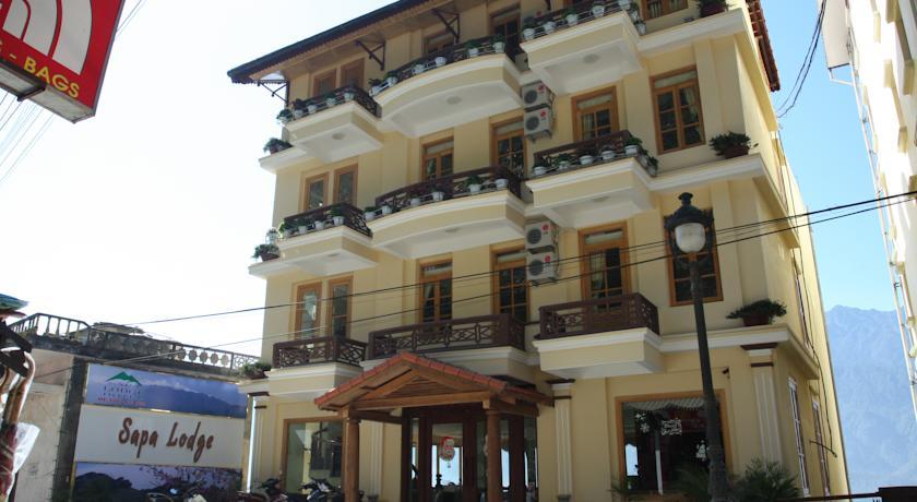 Sapa Lodge Hotel - Sapa