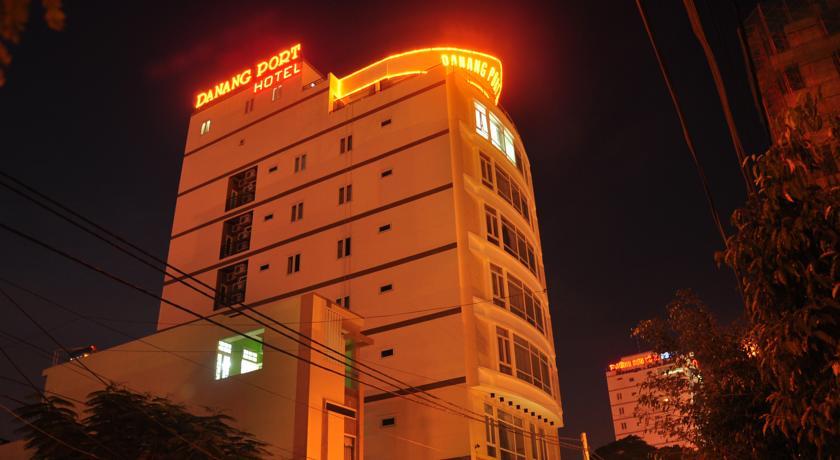 Travidat Hotel (Đà Nẵng Port Hotel cũ) - Đà Nẵng