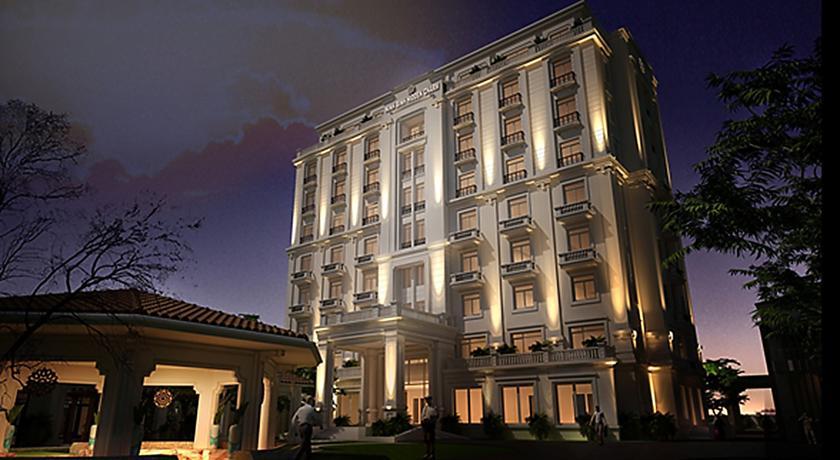 Khách sạn Hidden Charm Ninh Bình resort