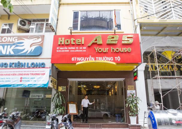 A25 Hotel - Nguyễn Trường Tộ Hà Nội