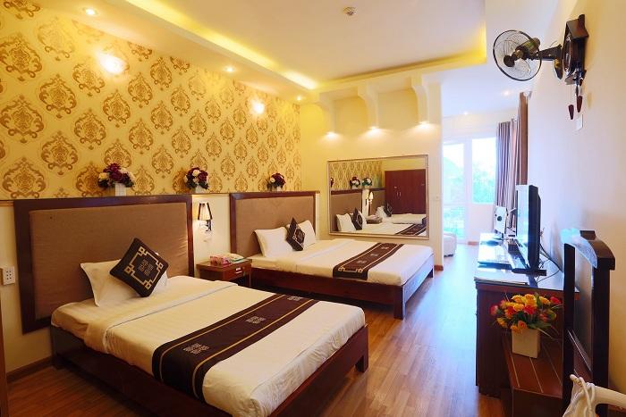 Khách sạn A25 Quang Trung Hà Nội