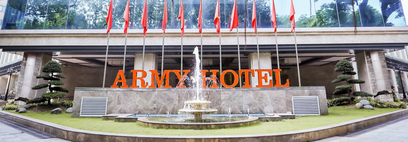 Army Hotel -  Hà Nội