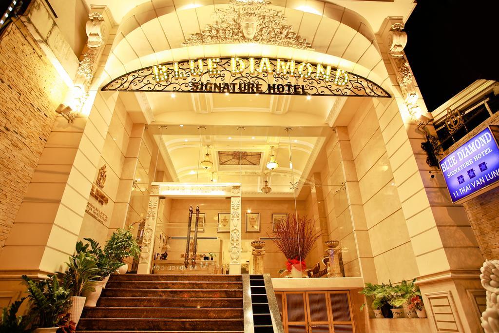 Blue Diamond Signature Hotel - Hồ Chí Minh