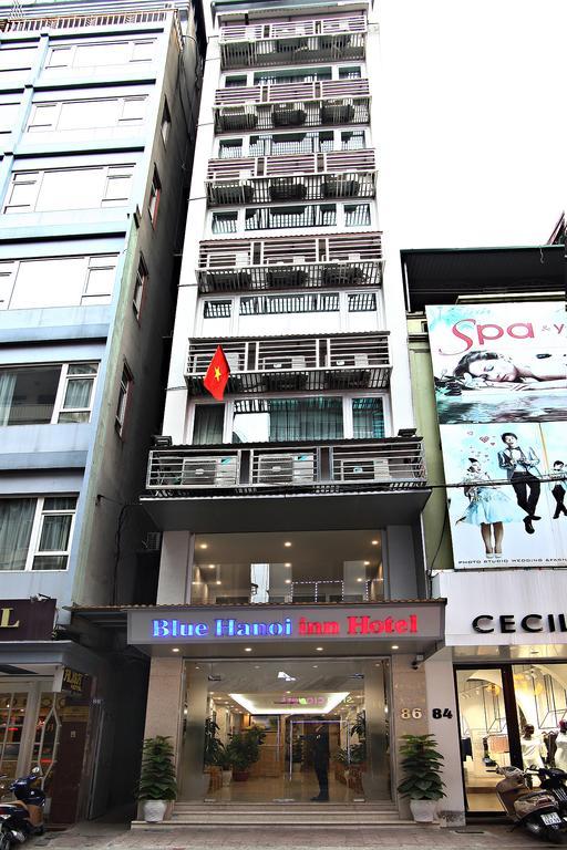 Blue Hotel - Hà Nội