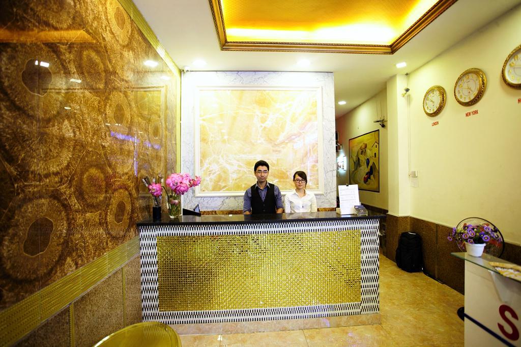 Diamond Suite Parkview Hotel - Hồ Chí Minh