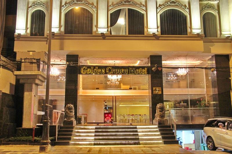 Golden Crown Hotel - Hồ Chí Minh