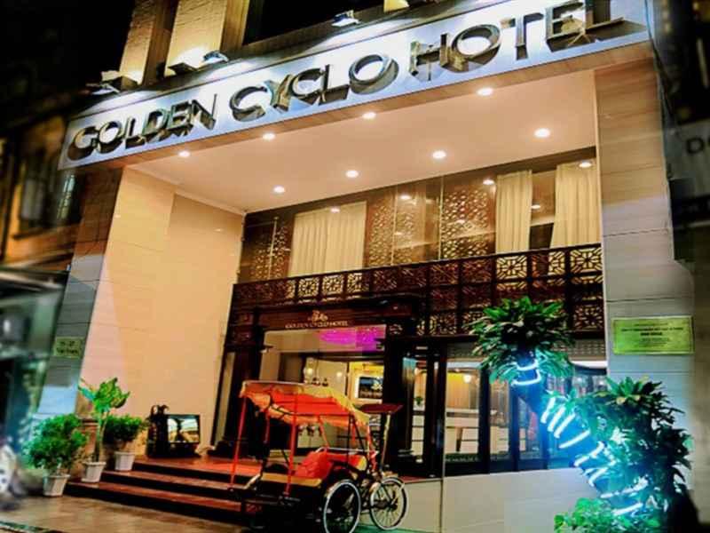 Golden Cyclo Hotel - Hà Nội