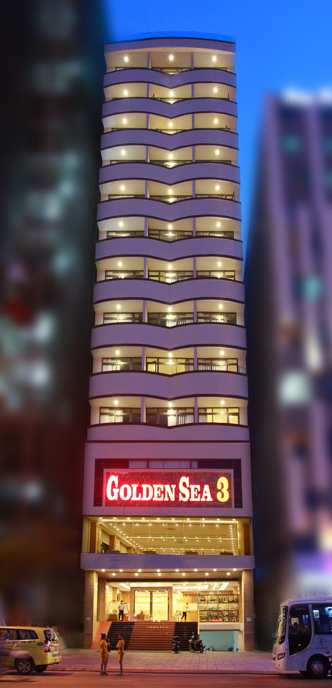 Golden Sea 3 Hotel - Đà Nẵng
