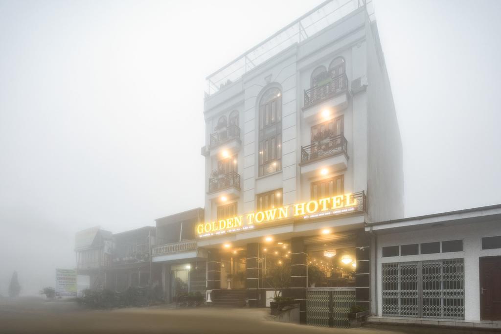 Golden Town Hotel - Sapa