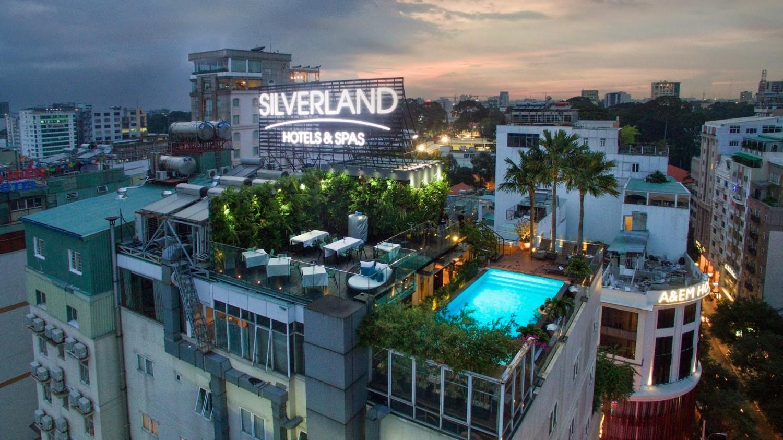 Grand Silverland Hotel & Spa - Hồ Chí Minh
