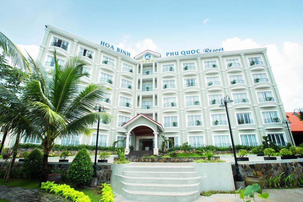 Hòa Bình Phú Quốc Resort - Phú Quốc