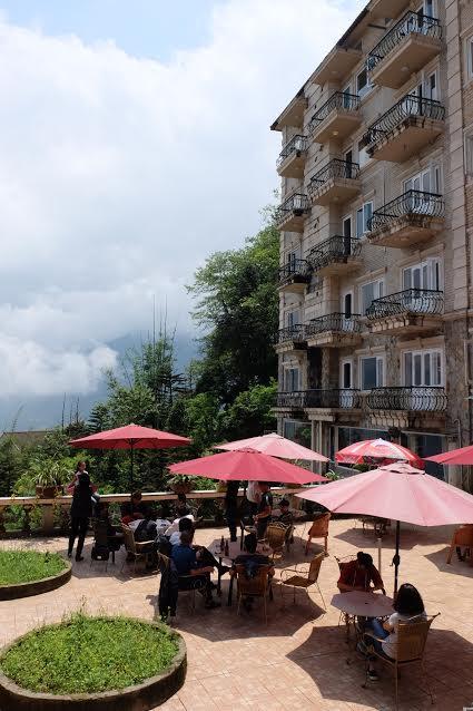Icon 36 Hotel (Sapa Summit Hotel cũ) - Sapa