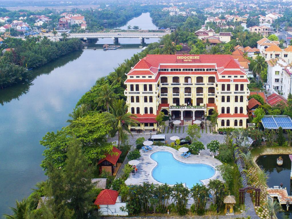 Indochine Hội An Riverside Hotel - Hội An