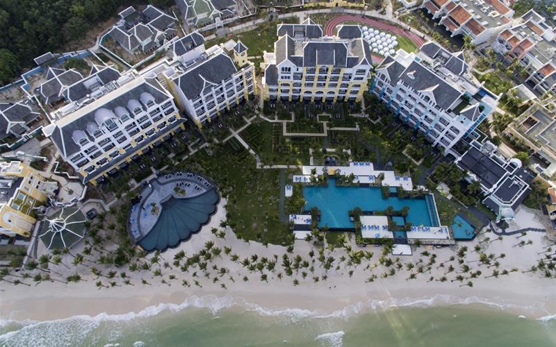 JW Marriott Phu Quoc Emerald Bay Resort & Spa - Phú Quốc
