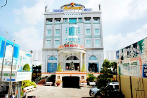 Ánh Nguyệt Hotel - Cà Mau