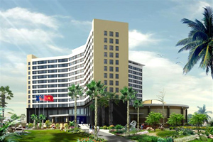 Aristo International Hotel - Lào Cai