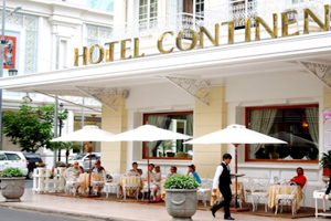 Hotel Continental Saigon - Hồ Chí Minh