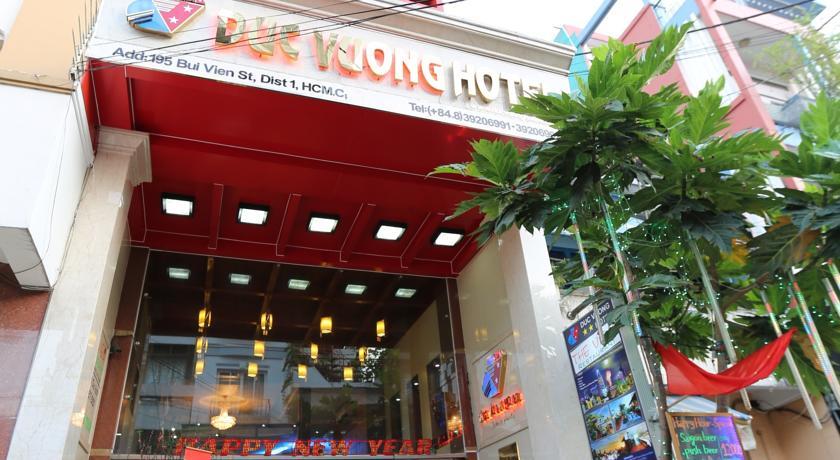 Khách sạn Đức Vượng Sài Gòn