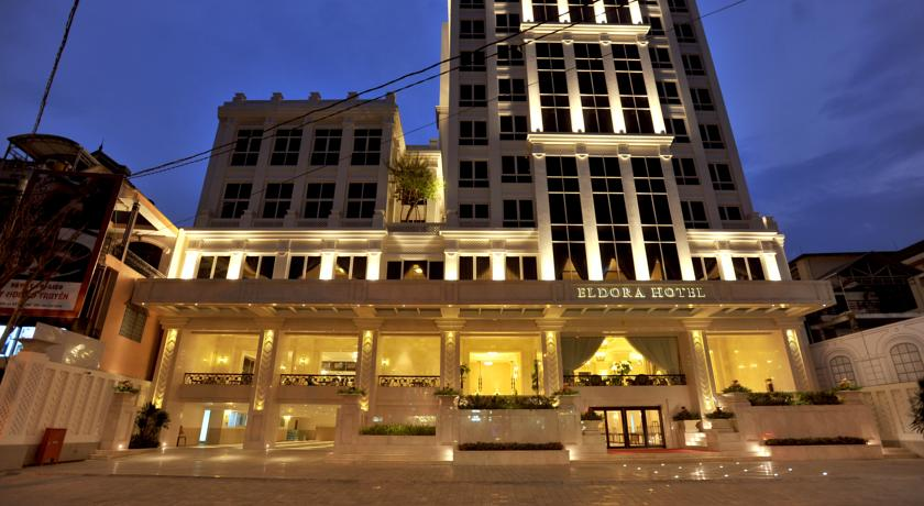 Khách sạn Eldora Huế