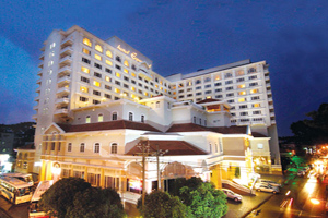 Equatorial Hotel - Hồ Chí Minh