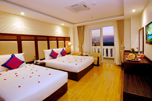Galliot Hotel - Nha Trang