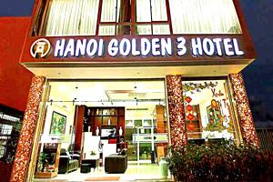 Khách sạn Hà Nội Golden 3 Nha Trang