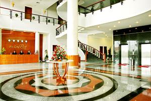 Khách sạn Ha long Pearl