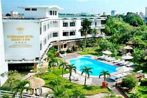 Hương Giang Resort & Spa - Huế