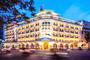 Majestic Hotel Saigon - Hồ Chí Minh