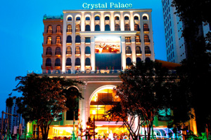 Khách sạn MerPerle Crystal Palace Sài Gòn