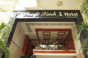 Khách sạn Pha Lê Xanh Nha Trang