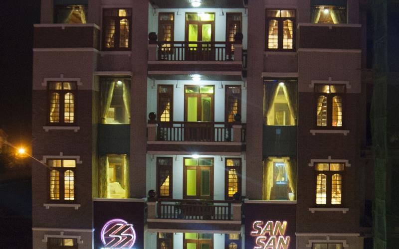 San San Hotel - Đà Nẵng