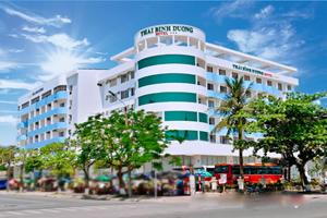 Khách sạn Thái Bình Dương Cửa Lò