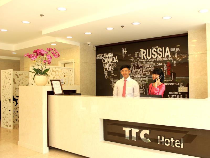 Khách sạn TTC Deluxe Sài Gòn