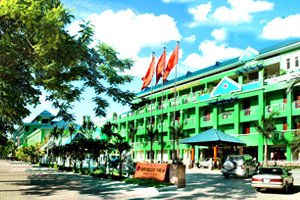Khách Sạn Xanh Nghệ An