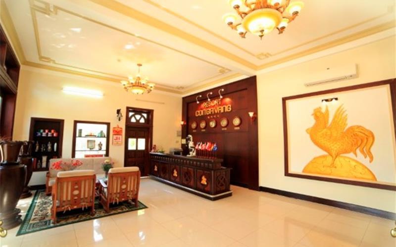 Con Gà Vàng Resort - Ninh Thuận