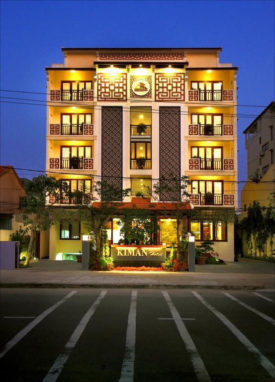 Kiman Hotel & Spa - Hội An
