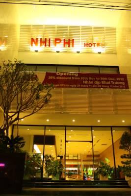 Nhị Phi Hotel - Nha Trang