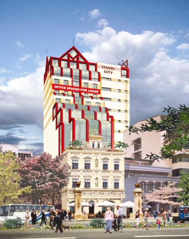 Oasis Hotel - Hà Nội
