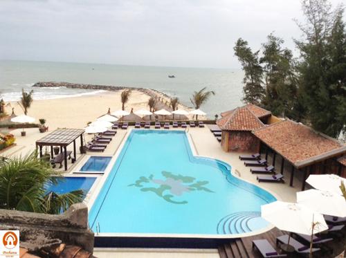 Poshanu Resort  Mũi Né - Phan Thiết