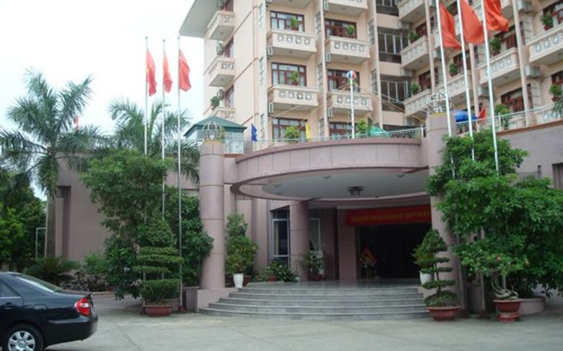 Quân Khu 4 Hotel - Cửa Lò
