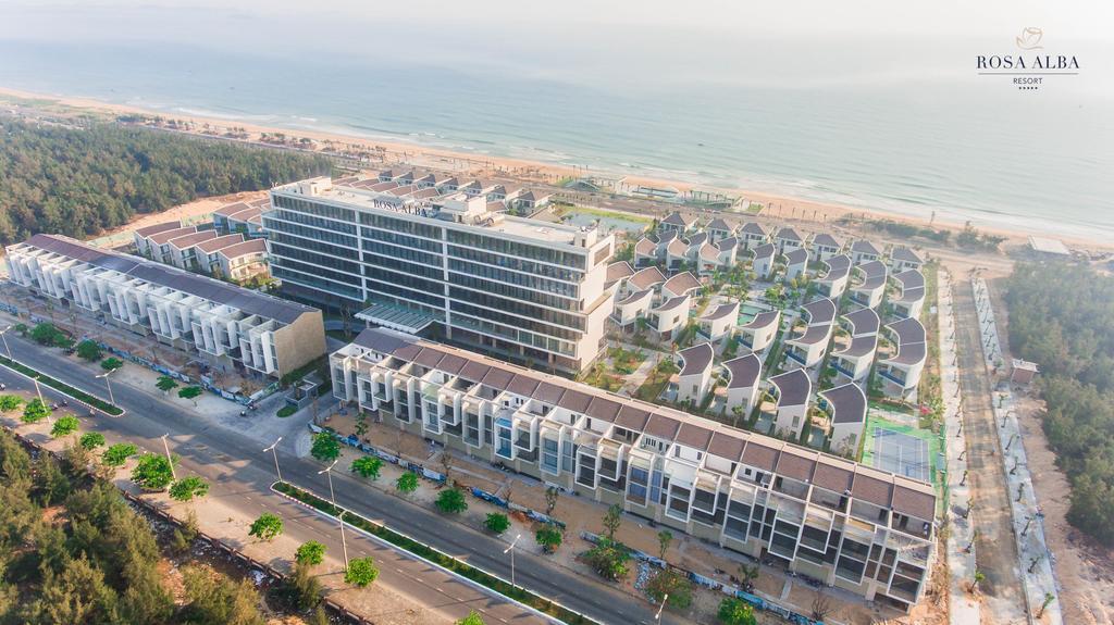 Rosa Alba Resort & Villas - Phú Yên