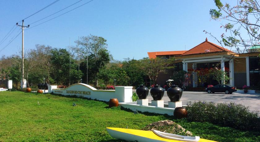 Sài Gòn Hồ Cóc Beach Resort & Hotel - Vũng Tàu