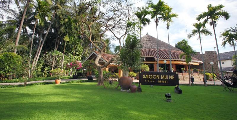 Sài Gòn Mũi Né Hotel - Phan Thiết