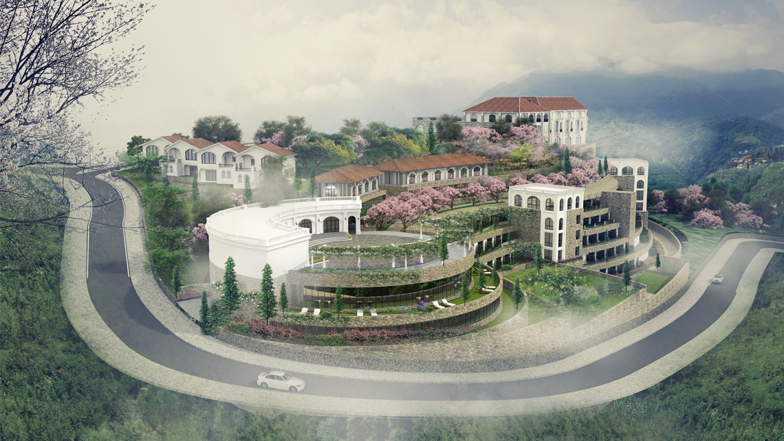 Silk Path Grand Resort & Spa - Sapa