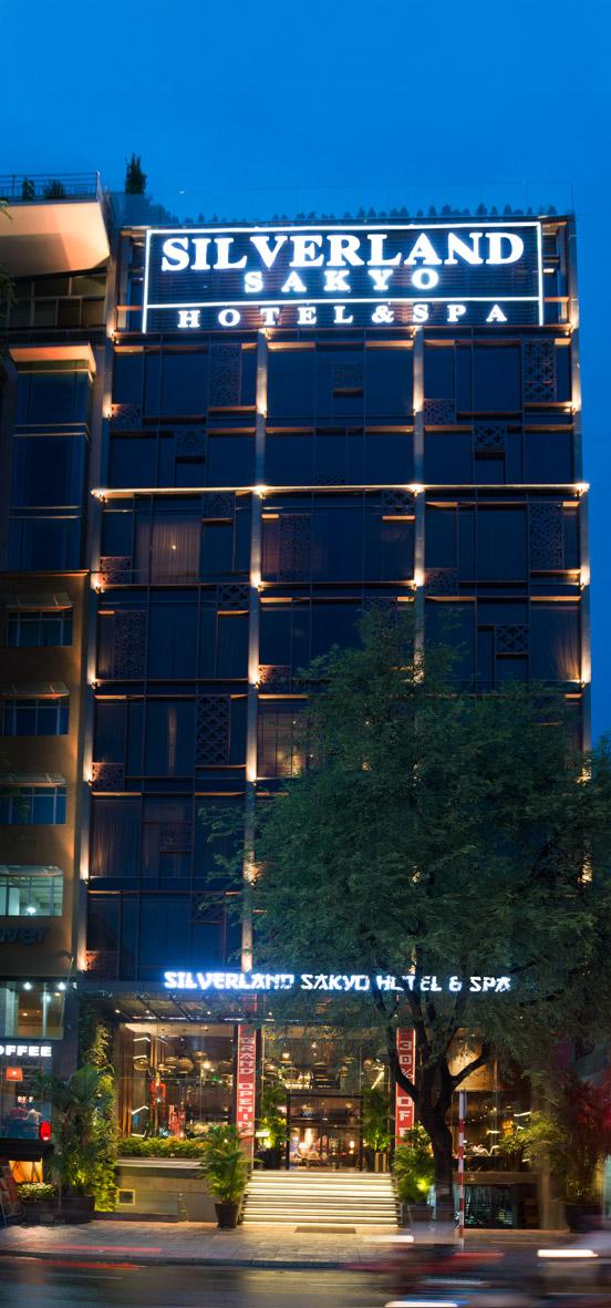 Silverland Sakyo Hotel & Spa - Hồ Chí Minh