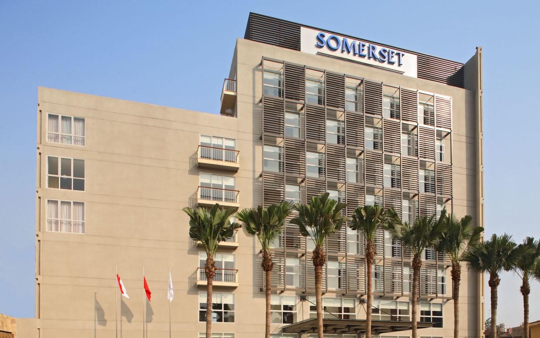 Somerset West Lake Hà Nội Hotel - Hà Nội