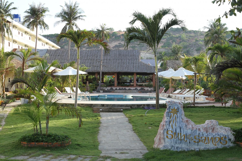 Sun & Sands Beach Hotel - Phan Thiết