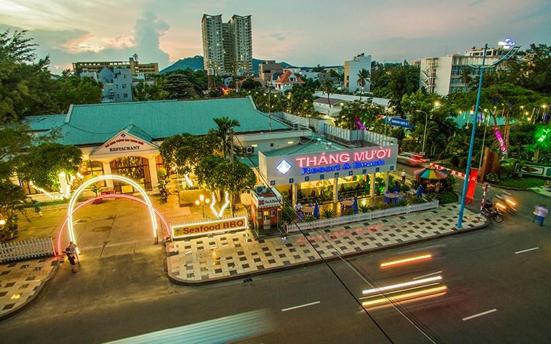 Tháng Mười Resort & Beach - Vũng Tàu